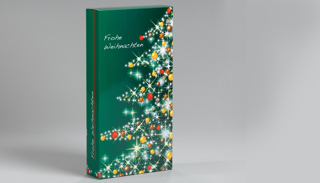 Weihnachtsverpackung, Geschenkverpackung online