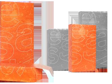 Faltschachtel ETNA Faltschachteln |  120 x 240 x 40 mm - Etna | Digitaldruck 4/0 | Matt (kratzfest) | Nein | Basis-Datencheck